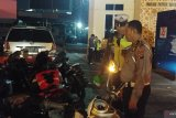 Gelar razia knalpot racing, Polresta Padang tindak  14 motor (Video)