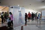 Surabaya pasang bilik sterilisasi di Terminal Juanda