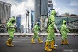 Jumlah kecelakaan di Jakarta menurun 10 persen saat diberlakukan