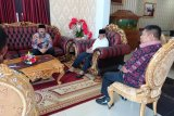 Forkopimda Sulawesi Barat bahas berbagai langkah penanganan COVID-19