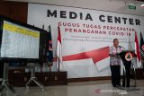 Kasus positif COVID-19 di Indonesia jadi 686 orang
