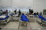 RS Darurat COVID-19 tidak terima  pasien anak-anak