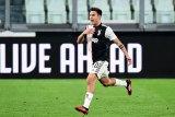 Penyerang  Juventus ini  positif terjangkit COVID-19