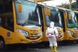 50 Bus Sekolah untuk transportasi tenaga medis Jakarta