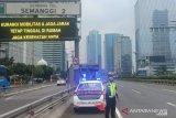 Polisi nilai warga Jakarta paham imbauan hindari keramaian cegah COVID-19