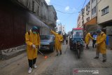 Gaza laporkan 7 kasus baru corona, mereka tiba dari Pakistan