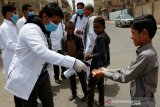 Kasus naik hampir 60.000, virus corona di Timur Tengah tak terbendung