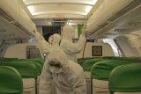 Citilink lakukan disinfeksi seluruh armada pesawat
