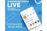 HelPer Indonesia gandeng komunitas Sulsel kampanye online pencegahan COVID-19