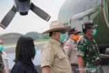 Menhan nyatakan China tawarkan bantuan penanganan COVID-19