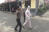 Seorang tamu asal Jakarta meninggal saat berkunjung di Polres Kapuas