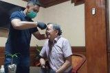Pemain dan manajemen Persipura Jayapura jalani tes kesehatan cegah Corona