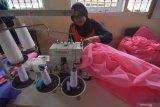 Pemerintah Jokowi-Ma'ruf Amin terus genjot produksi APD dalam negeri