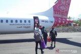 Transportasi udara di NTT tidak ditutup