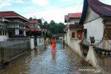 Puluhan rumah terendam banjir di Gaduik Agam