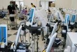 RS Darurat di Wisma Atlet untuk pasien positif dengan Tes PCR