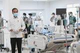 Pemerintah terus menambah tempat isolasi pasien COVID-19