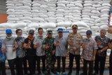 Stok pangan Kabupaten  Ogan Komering Ilir mencukupi