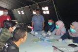 Pemerintah Kabupaten Belitung, Provinsi Kepulauan Bangka Belitung, mendirikan posko krisis kesehatan dan posko bersama gugus tugas siaga bencana virus corona atau COVID-19