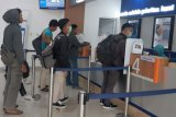Jumlah penumpang KA di Daop 4 kurang dari 50 persen akibat COVID-19
