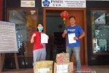 Paguyuban Tionghoa Sulteng  pesan alat tes virus corona dari China