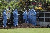 Tim Satgas COVID-19 Sleman makamkan 131 jenazah selama Januari 2021