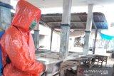 Pemkab Gowa targetkan semprot disinfektan ke  semua pasar pekan ini