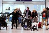Kanada larang orang gejala COVID-19 gunakan pesawat atau kereta