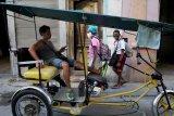 Kuba kembali terima turis asing