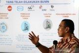 Kementerian BUMN bantah kabar pagawai BUMN wajib kerja 25 Mei