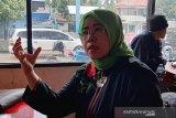 DPP Perempuan Bangsa  serukan Gerakan Produksi 1.000 Masker