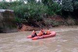 Korban tenggelam di Sungai Cikawung Cilacap masih dalam pencarian