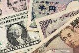 Dolar AS sedikit melemah terhadap yen Jepang