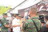 Bupati Poso turun langsung sosialisasi pencegahan virus corona