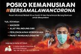 ACT Sulawesi Selatan buka posko kemanusiaan
