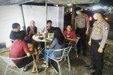 Pembubaran kerumunan warga di Kotim masih dilakukan persuasif