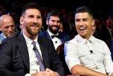 Ronaldo dan Messi sumbang sekitar Rp17 miliar lawan virus corona