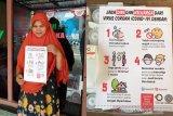 Lawan hoaks corona, Japelidi kampanye dalam 42 bahasa daerah