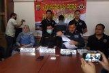 Polda Lampung tangkap pelaku penyebar hoaks pasien COVID-19 meninggal dunia