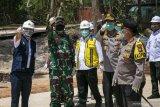 Fasilitas Observasi Pulau Galang  beroperasi pada Senin