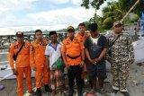 Dua nelayan hilang  ditemukan selamat