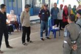 Pemkab Sijunjung dirikan posko di perbatasan dengan Riau