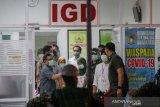Presiden Jokowi instruksikan para menteri tetap di Jakarta