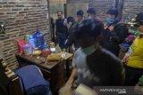 Densus tangkap lima terduga teroris di Batang, satu tewas