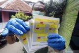 Rumah warga berstatus ODP di Sekongkang dipasang stiker khusus