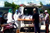 RSUD Doris Sylvanus : Jenazah dimakamkan petugas gunakan APD, bukan kasus COVID-19