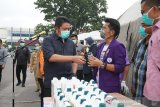 Sumsel dapat bantuan disinfektan  cegah virus corona