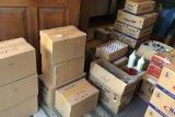 SKK Migas-KKKS luncurkan satu juta handsanitizer