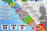 Dinkes Kabupaten Pesisir Barat catat sebanyak 32 ODP