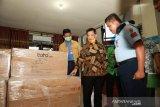 2.000 set APD didistribusikan ke rumah sakit di Kaltara